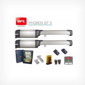 BFT Phobos BT A40 - automatizare porti batante