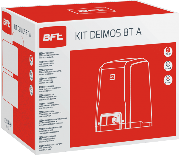 Kit BFT DEIMOS A400 BT