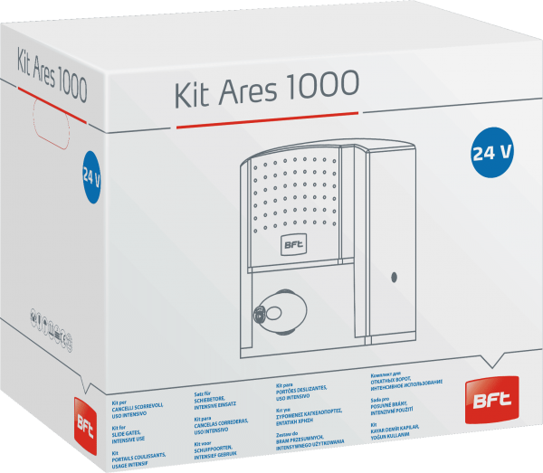 Kit BFT ARES