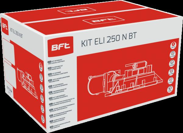 Motoreductor BFT ELI 250 - automatizare ingropata pentru porti batante