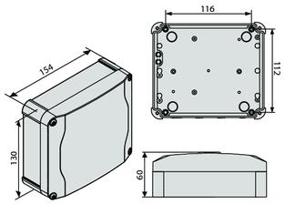 BFT Clonix 2E – D113807 00002 AC U-LINK 230 + P111494 B EBA WI-FI GATEWAY