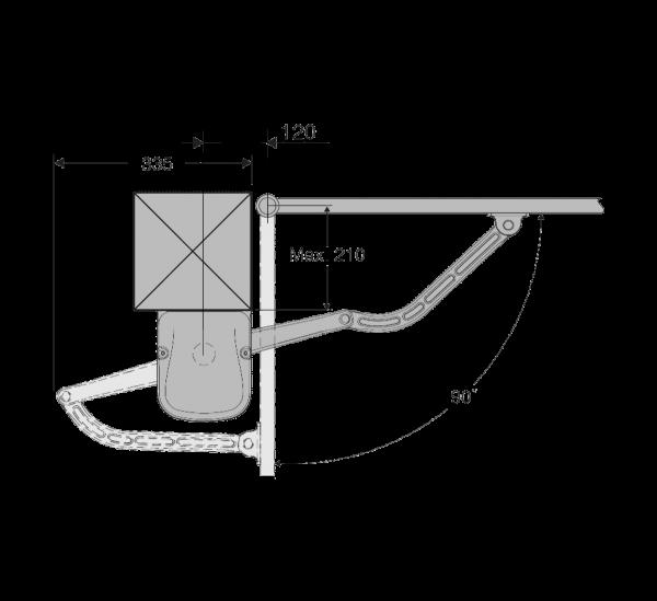 Kit BFT Virgo 24 V