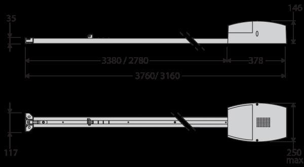 Dimensiune BFT EOS