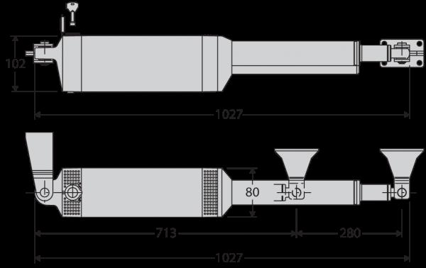Kit BFT Phobos AC A25