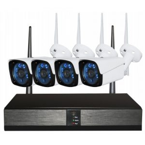 Sistem de supraveghere exterior Wireless Digital Winpossee WP-WB7104TV