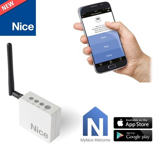 Telecomanda wireless Nice IT4WIFI