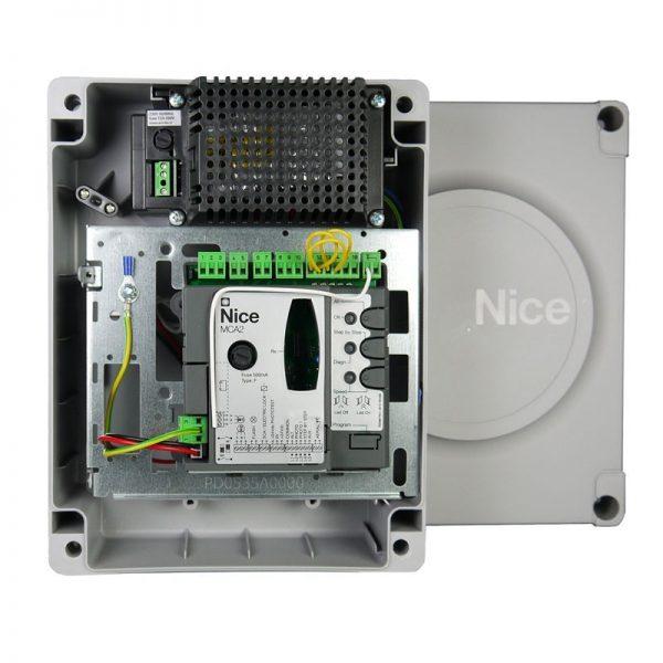 Centrala de comanda pentru automatizarile Nice, Moonclever MC424L