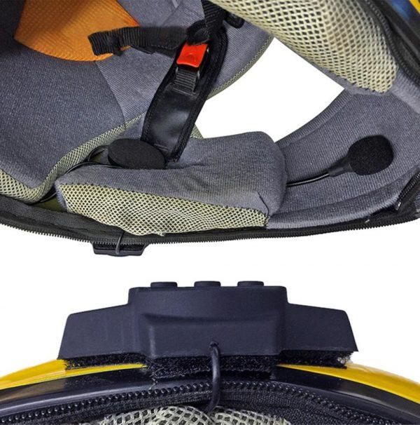 Casti cu microfon Bluetooth moto MH11 5