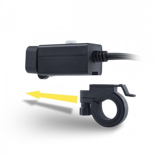 Priza moto Auto Road AR-0-181-01D, DUAL USB, 3.1 A 4