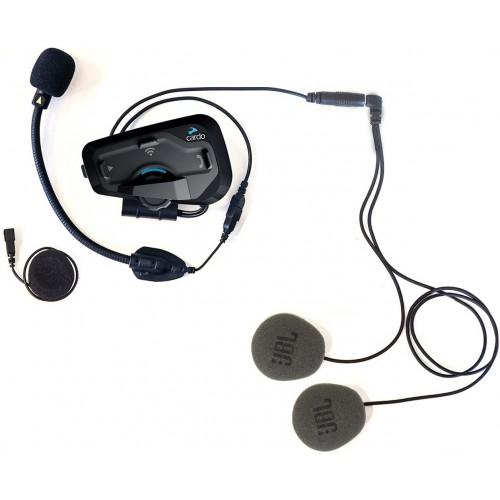 Sistem de comunicare moto Cardo Freecom 4 + Plus Single Pack 2