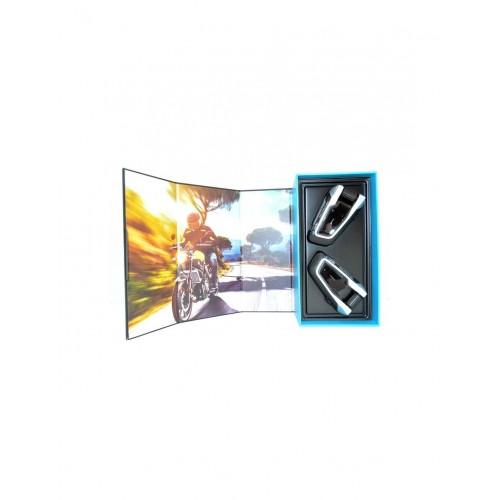 Sistem de comunicare moto Cardo PackTalk Bold Dual Pack 2
