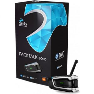 Sistem de comunicare moto Cardo PackTalk Bold Single Pack 1
