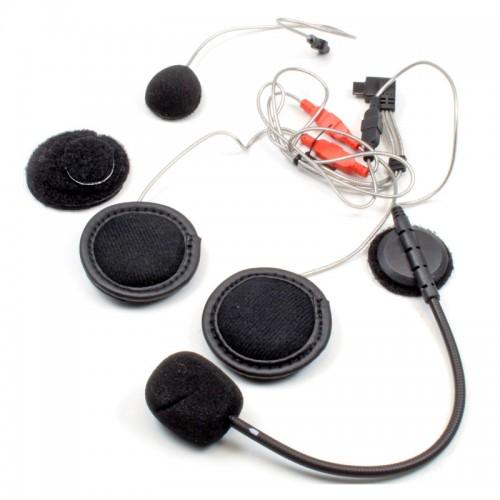 Sistem de comunicare moto Dual Midland BTX2 FM 3