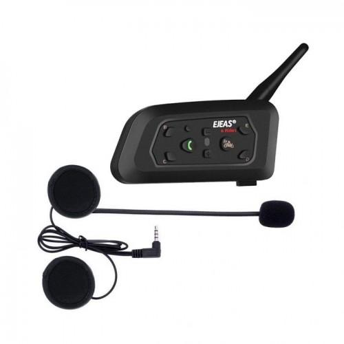 Sistem de comunicare moto EJEAS V6 Pro 1