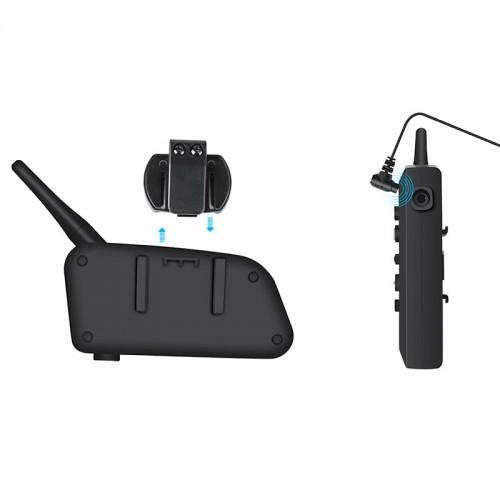 Sistem de comunicare moto EJEAS V6 Pro 4