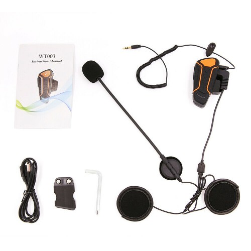 Sistem de comunicare moto Intercom BT-S2 V2 5
