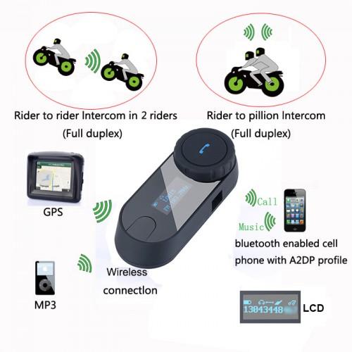 Sistem de comunicare moto Intercom FreedConn Tcom-SC 6