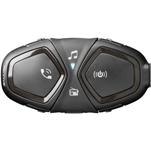 Sistem de comunicare moto Interphone Active Single Pack FM 1