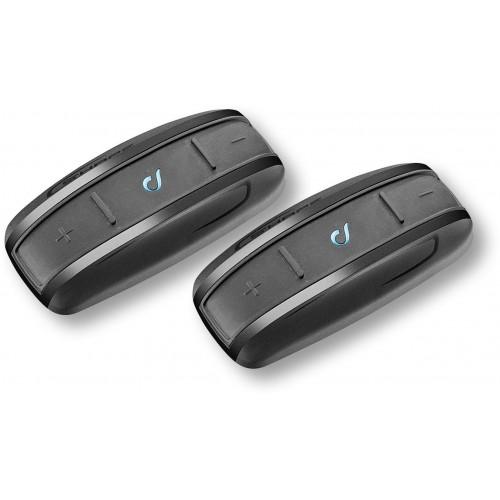 Sistem de comunicare moto Interphone Shape Dual Pack