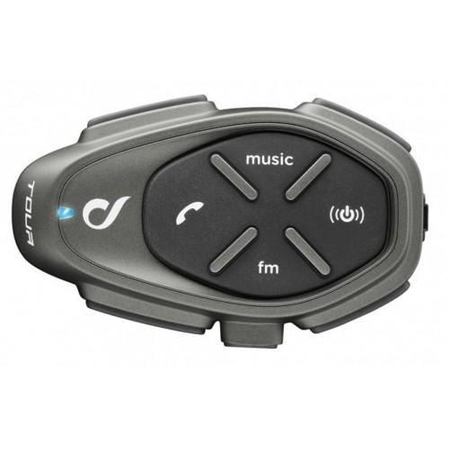 Sistem de comunicare moto Interphone Tour Single Pack