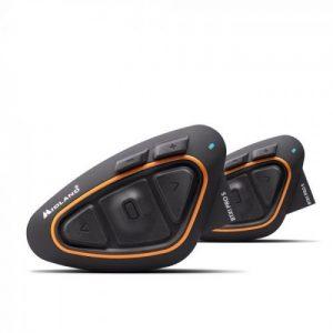 Sistem de comunicare moto Midland BTX1 PRO S Dual Pack