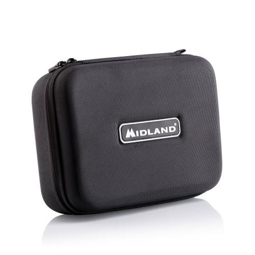Sistem de comunicare moto Midland BTX2 PRO S Dual Pack, Dual Core 3