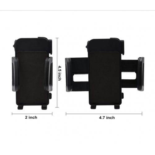Suport telefon Auto Road ARK-ZC-01N cu priza USB de 2.4 A 3