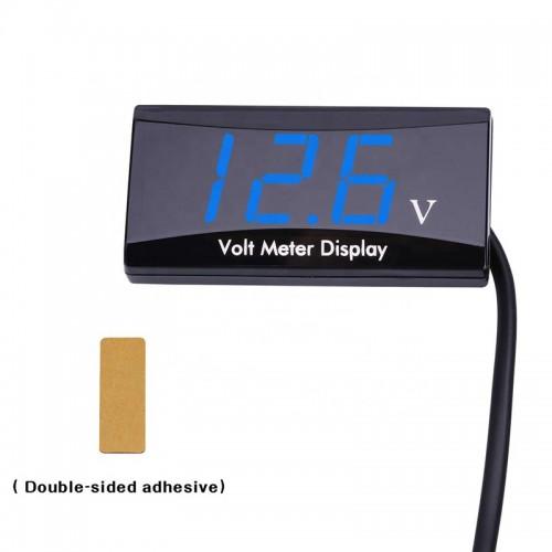 Voltmetru Digital Auto Road AR-144-01N culoare rosu 2