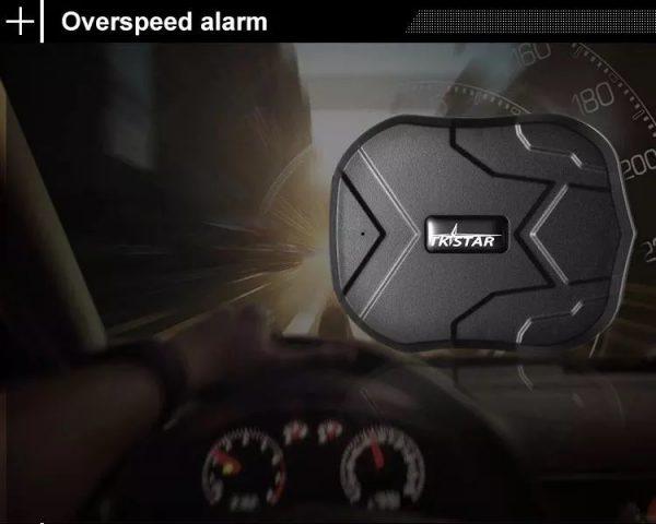 TK905 overspeed alarm