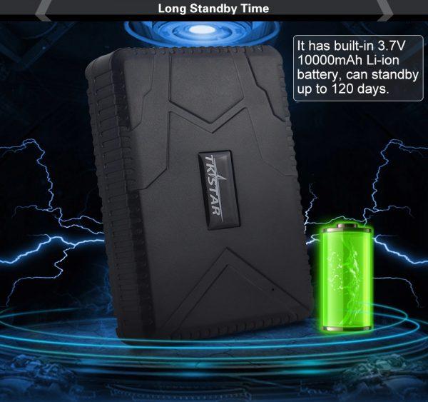 TK915 Baterie 10000mAh