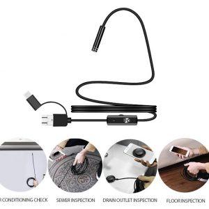 camera endoscopica USB C