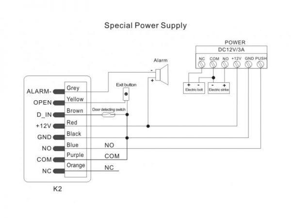 control-acces-standalone-1000-utilizatori-sebury-k2-350