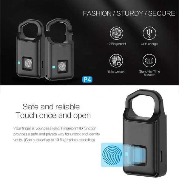smart lock fingerprint